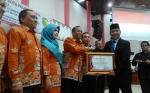 DPRD Berikan Penghargaan Kepada Pelaksana Pilkada