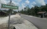 Pembangunan Jalan Hampangen - Mendawai Pengaruhi Perekonomian Dua Kecamatan ini