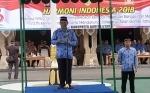 Tingkatkan Rasa Kebangsaan Melalui Apel Harmoni Indonesia 2018