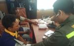 Tiba di Sampit, 13 Korban Kapal Tenggelam Langsung Diperiksa Kesehatan