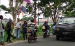 Satpol PP akan Cek Umbul-umbul di Jalan H Ahmad yang Dirusak