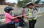 13 Pelanggar Terjaring Operasi Rutin Polres Barito Utara