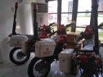 DPRD Gunung Mas: Sepeda Motor Puskesmas Keliling Harus Dimanfaatkan dengan Bail
