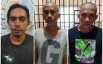 Sehari, Tiga Pengedar Sabu Diamankan Tim Cobra Polres Kotim