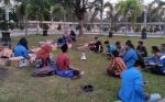 PMII Kalteng Kumpulkan Donasi untuk Lombok Sebesar Rp35 Juta