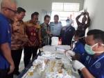 BNNP Tes Urine Sipir dan Pejabat di Rutan Palangka Raya