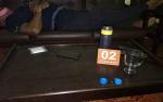 Satpam PT HGE Terbujur Kaku di Sofa