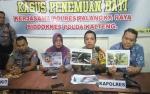 Ibu Bayi yang Ditemukan di Semak-semak Diamankan Polisi