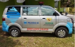 Baznas Kotawaringin Barat Dapat Bantuan Satu Unit Ambulans