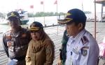Pj Bupati Apresiasi Pembentangan Bendera Merah Putih di Sungai Seruyan
