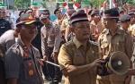 Pembentangan Bendera di Sungai Barito Momentum Membangkitkan Jiwa dan Semangat Nasionalisme