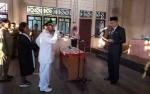 Penjabat Bupati Katingan Lantik Pj Kades Tumbang Manggu