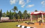 Perwakilan Semua Kecamatan di Kotim Ikuti Upacara Peringatan Hari Pramuka