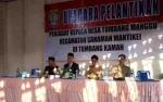 Ini Pesan Penjabat Bupati Katingan untuk Pj Kades Tumbang Manggu