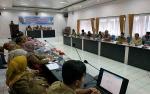 Pemkab Barito Utara Rapat Penanganan PMKS Tuna Sosial