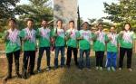 Cabor Panjat Tebing Sukamara Sumbang Medali Terbanyak