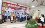 Kesbangpol Gelar Lomba Menyanyi Lagu Kebangsaan Tingkat SD dan SLTP