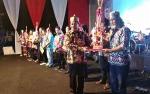 Kalteng Raih Juara Umum di Festival Pesona Borneo II di Banjarmasin