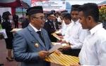 Wakil Gubernur Kalteng Serahkan Remisi untuk Narapidana
