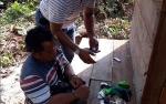 Polisi Ciduk Pemilik Sabu di Desa Kayu Bulan Kapuas