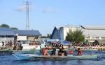 Pelabuhan Speed Boat Jadi Lokasi Favorit Nonton Betawakan