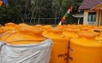 Kecamatan Teluk Sampit Krisis Air Bersih, Camat Minta Bantuan Pemkab