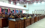 Fraksi Partai Golkar Beri Catatan Jawaban Wali Kota dalam Paripurna