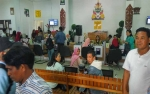 Begini Kronologi Pria Ngamuk di Kantor Dukcapil Palangka Raya
