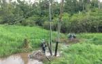 PLN Bangun Jaringan Listrik Menuju Lapas Sukamara
