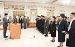 Bupati Nadalsyah Lantik 14 Pejabat Administrator, Pengawas, dan Fungsional
