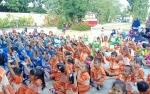185 Anak Ikuti Gema Super For Kids DKP Sukamara