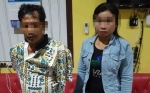 Satu Malam, Polisi Ciduk Tiga Pengedar Sabu di Kapuas