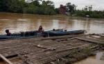 Debit Air Sungai Kahayan Mulai Meningkat