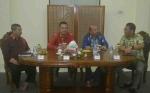 Malam-malam, Pejabat Katingan Berkumpul di Rujab Bupati
