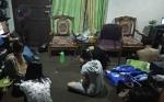 Polisi Gerebek Pesta Sabu di Hotel Pigmy Raya, Lima Orang Diamankan