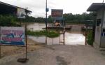 Sungai Kahayan Meluap, Aktivitas Feri di Kuala Kurun Dihentikan Sementara