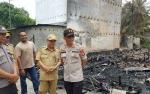 3 Rumah dan 2 Gedung Walet di Pagatan Katingan Terbakar