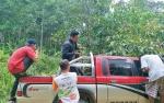 Mobil Pelaku Tabrak Lari Menyebabkan Kasir Minimarket Tewas Ditemukan