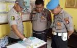 Anggota Polsek Cempaga Dites Urine Dadakan