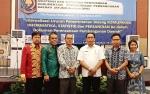 Pejabat Diskominfosandi Barito Utara Hadiri Rapat RPJMD dan Renstra OPD