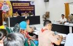 Jumlah Atlet Porprov Kalteng asal Barito Utara Kalah Banyak dengan Offisial dan Pelatih