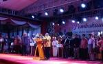 Gubernur Kalteng Kenalkan Falsafah Huma Betang di Depan Peserta Temu Karya Budaya
