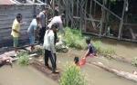 Pria Tenggelam di Sungai Mentaya Desa Tumbang Sangai