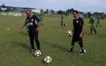 Sudah Menjajal Stadion Cendrawasih, Begini Kata Pelatih Kalteng Putra