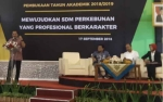 PT.Sawit Sumbermas Sarana Tbk Berikan Kuliah Umum di Politeknik LPP Yogyakarta