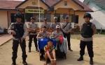 Maling Sarang Walet Ini Ditangkap Polisi Setelah Sempat Melarikan Diri