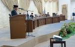 DPRD Barito Utara Sampaikan Rekomendasi Terhadap LKPj Kepala Daerah 2012-2018