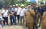 Pembangunan Jalan Kumai-Pangkalan Banteng Sudah Dikerjakan 3 Kilometer