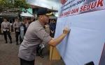 Deklarasi Damai Pemilu 2019 di Barito Utara