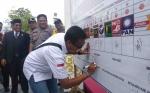 Polres Kotawaringin Timur Inisiasi Deklarasi Pemilu Damai Aman dan Lancar